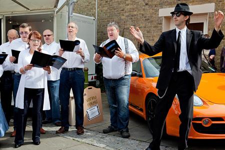 Buntingford Car Show
